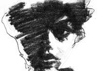 portraits / drawings