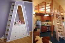 tiny house ideas / by Instinctive Design