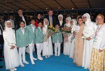 [Tertemiz] Başbakanla İftarda / Asfa Temiz Kalpler Korosu konser sonrası BAŞBAKANIMIZ ile birlikte…
