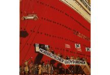Vintage (Ship / Sea) Travel posters