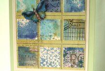 Cards inchies / by Debbie Caben-Davila
