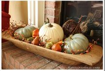 Fall Decor / by Katie Bence