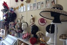 Behind the scenes at Bee Smith Millinery
