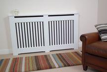 Radiator Cabinets Empire Range / Bespoke Radiator Covers from Radiator Cabinets UK
