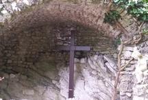 Parco della casa di spiritualità di Caravate / Alcune Fotografie