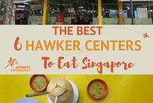 Food in Singapore / Singapore is a gastronomy destination not to miss in Southeast Asia. Local food is everywhere in unique and surprising ways. In this board, we highlight all the local and authentic flavors and food experiences not to miss.  Makan!