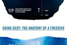UNDERWATER-free diving
