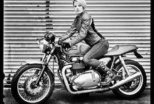 Lady Biker★