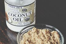 Coconut oil ideas / by Emily Thomas