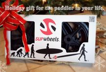 Holiday gift for paddle boarders! / SUP Gifts for the people in your life.