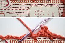 Crocheted border