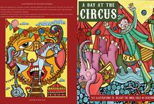 """Luciana Guerra ''a day at the circus"""""""