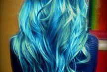 color hair <3