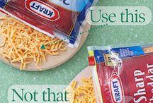 Easy healthy recipes / Food