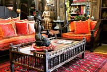 Living Room / INDIAN INTERIORS IDEAS,  EXOTIC FURNITURE       HOME DECOR,  INDIAN FURNITURE       MOROCCAN FURNITURE, RECLAIMED WOOD FURNITURE ,  INDIAN WOOD FURNITURE
