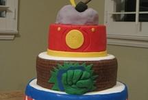 cake / yummy...tummy...