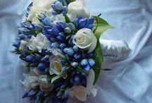 Brudebukett og blomster