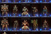 armor & clother set