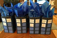 Doctor Who Party Inspiration