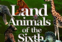 Homeschool: Apologia Zoology 3 Land Animals of the Sixth Day / by Janette McCord