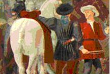 Moda rinascimentale (1400, Firenze)
