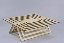 Laser Cut Furniture