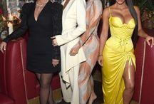 Kristen Mary Houghton /   Kris Jenner   Born: November 5th, 1955   Children: With Robert Kardashian: Kourtney, Kim, Khloé, Rob ~ With Bruce Jenner now Caitlyn Jenner: Kendall And Kylie  