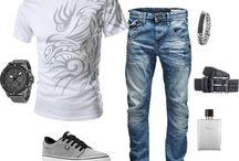 Neformální Pánské Oblečení