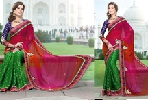 Traditional Taj Sarees / A great collection of Traditional sarees at http://www.buyindianwear.com/products-page/traditional-indian-saree/