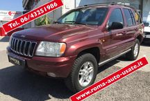 JEEP GRAND CHEROKEE 3.1 TD CAT LIMITED € 3'990'00