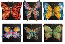 Bugs & Butterflies / by Mandie Carrington