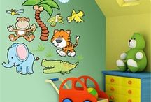 Wall Toys & Wall Art Decals