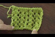 Knitting & Crochet VIDEOS!