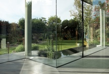 Through the looking Glass... / Architectural glass & glazing