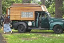 Pick-up campers