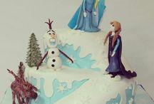 Frozen movie desserts