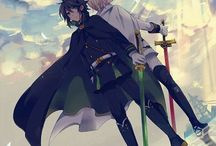 Owari No Seraph / We are all part of the same family.