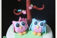 Torte decorate - Cake design / Le mie torte in pasta di zucchero