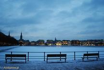 Hamburg zimą / W styczniu 2013 ekipa www.BiletyAutokarowe.pl odwiedziła Hamburg. Zobacz nasze zdjęcia.