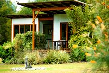 Aniseed villas / Country cabin ideas