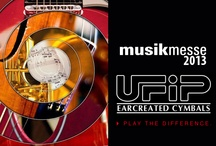 UFIP @ Musikmesse 2013 / UFIP al Musikmesse 2013 di Francoforte