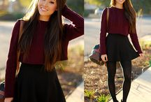Fall Clothes / by Jordyn Kneice