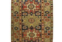 Tappeti Caucasici antichi