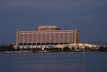 Disney's Contemporary Resort / Disney's Contemporary Resort at Walt Disney World in FL