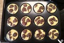 Rezepte Muffins + Cupcakes