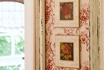 DIY: Picture Frames / by Sonia McNeil