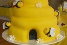 Cake Decorating - Beehive