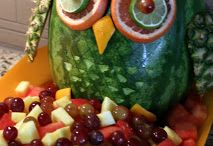 Food Art/creations / by Arlene Berry