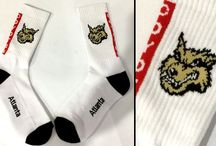 Custom Lacrosse Socks / Pictures, videos and info about manufacturing customized lacrosse socks brought to you by premier custom sports socks manufacturer Make My Socks.