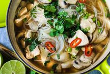 Thai Soup / Chicken soup